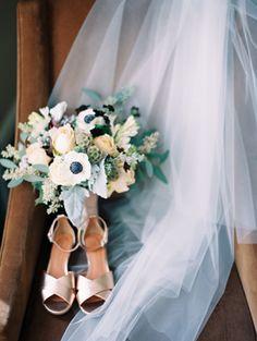 Vintage Romantic St. Louis Wedding