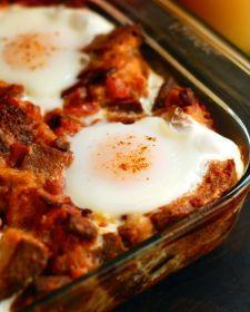 UDI's Gluten Free breakfast bake