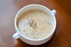 Mom's Mushroom Soup   virginia is for hunter-gatherers