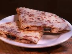 Guy's Kickin' Quesadilla from FoodNetwork.com