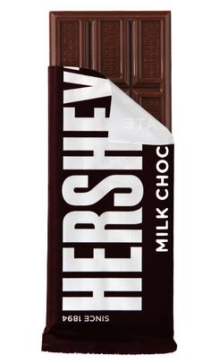 HERSHEY'S Milk Chocolate Bar: Pure and simple. Nothing can take the place of this classic.