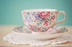 Antique vintage tea cup and saucer www.de-lightphotography.blogspot.com