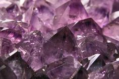 Amethyst, a variety of quartz, is South Carolina's state gemstone. Once considered more valuable than diamonds, amethysts were coveted by queens and kings around the globe.
