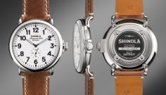 THE RUNWELL 47mm | Shinola