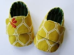 cotton baby sneakers