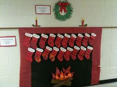 Christmas idea!!  I am DEFINITELY doing this this year!!!  3rd Grade ROCKS!