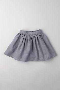 American Apparel Kids  Full Woven Skirt