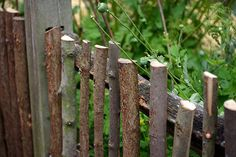 Fencing idea: used at Kentwell