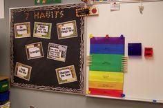 7 Habits board! Love it!