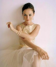 Alexis Bledel. Go watch Gilmore Girls right now! I personally was always a Jess fan....
