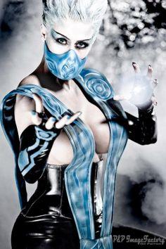 Mortal Kombat - Frost