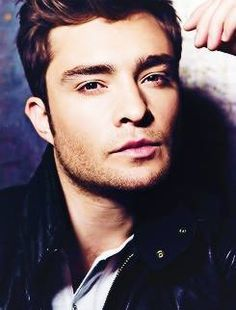 Chuck Bass you are gorgeous.