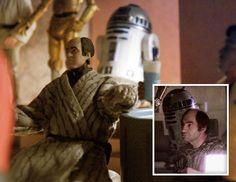 Debnoli - Star Wars custom figure