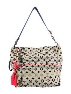 Limited Edition: Louis Vuitton Cheche Bohemian Shoulder Bag.