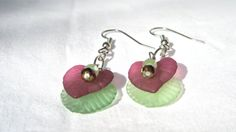 Nature Jewelry Woodland Style Earrings Fantasy by MonasCreationsFL, $12.00
