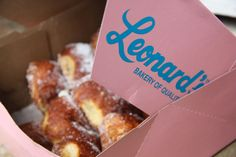 leonard's malasadas - I definitely can't wait until I can sink my mouth into one of these! Ahhh! So heavenly!!