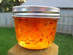 Apricot + Habanero Pepper Jelly