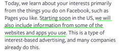 Didn't Read Facebook's Fine Print? Here's Exactly What It Says - if you use FACEBOOK, you have to read this...