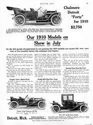 1910 Chalmers