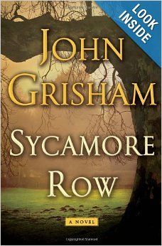 Grisham's legal thrillers are the best. This one returns to Mississippi and Jack Brigance from A Time to Kill, who is retained by a dead man to defend his much changed last minute will. Sort of predictable, but a great read. Grisham is always a good read.