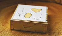 Cigar Box Scrapbook - A Beautiful Mess