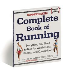 The Runner's World Complete Book of Running:   All you need to help you achieve maximum pleasure and performance from your running.  A programme to double your endurance 15 surprising foods to boost your running performance 11 rules to running a great marathon The Big 5 running injuries and how to avoid them How to incorporate speedwork into your training How to taper your eating – and your training – before a race And much, much more!