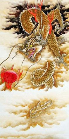 chinese dragon