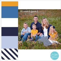Great article on what to wear for family photos, with examples. by bridgette.jons