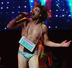 Workouts Inspired by Pop Culture: LMFAO-inspired workout by @BodyRock TV