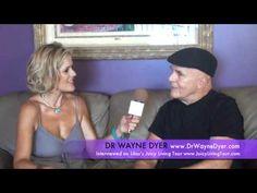 Dr Wayne Dyer's Leukemia & John of God's healings on Wayne... talks about your highest self.