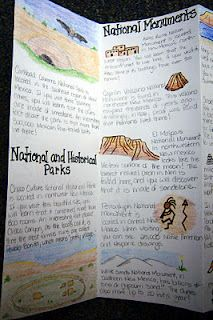 Informational Writing, think I'll use this for our informational piece on our Native American Tribes