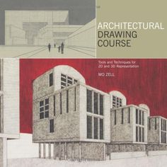 Architectural Drawing Course: Tools and Techniques for 2D and 3D Representation $15.19