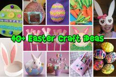 eastercraft, easter crafts, craft ideas