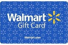 Giveaway: Win a $50 Walmart Gift Card!