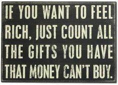 Lifes Riches
