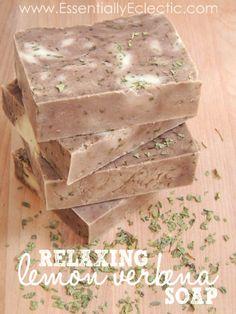 Recipe: Vanilla Verbena Rebatch Soap