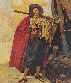 Roberto Cofresí Ramírez de Arellano (17 de junio de 1791-29 de marzo de 1825) fue un famoso pirata puertorriqueño. Nació en la población de Cabo Rojo, Puerto Rico. Quedó huérfano de padre a los 4 años. Su progenitor fue Franz von Kupferschein, un aristócrata austriaco de famiia distinguida, nacido en la ciudad de Trieste. Él procreó cuatro hijos, a ver, Ignacio, Juana, Juan Francisco y Roberto. La madre de ellos lo fue María Germana Ramírez de Arellano, hija de una familia renombrada, tanto e...
