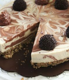 Non Baked Baileys Cheesecake by Rima