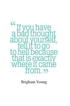 Brigham Young makes me laugh