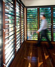 Jalousie glass window on pinterest polished concrete for Jalousie window design