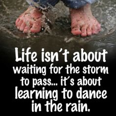 Always good to remember...especially if you are married to a meteorologist.