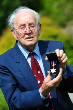 A WAR hero who is the last Second World War veteran in his village, has been awarded the Arctic Star almost 70 years after he took part in an essential aid convoy to Russia.