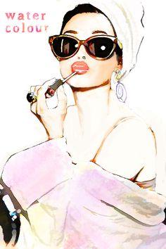 Timeless Fashion------  The Art of Elegant Style