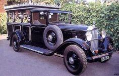 Citroen C6 G Mpf Corbillard (1932)