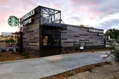 7 | An Experimental New Starbucks Store: Tiny, Portable, And Hyper Local | Co.Design: business + innovation + design