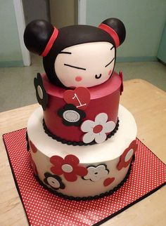 Pucca, so very cute!