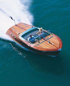 Wooden boats.  Memories of my dad.