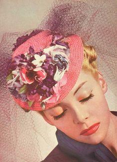 1939 Fashions in colour