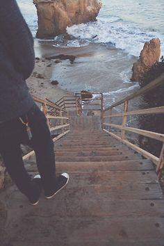 . beaches, stairs, seas, nova scotia, oregon coast, place, walk, stairways, photographi