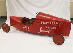 soapbox derby car
